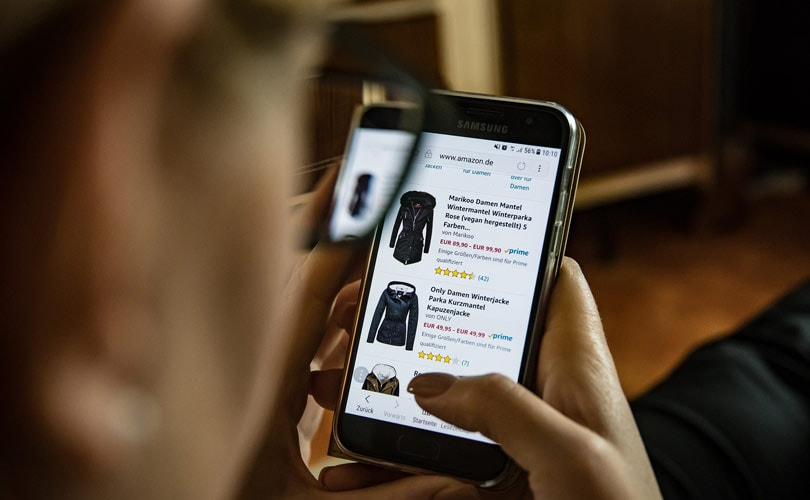 CBS: Nederland in top 5 van online shoppers in Europa