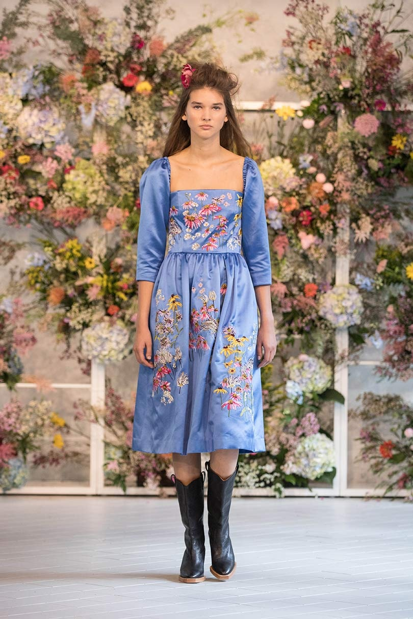 4 trends die retailers zullen inkopen na London Fashion Week