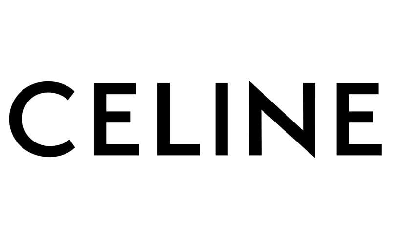 Hedi Slimane wijzigt logo en naam Celine