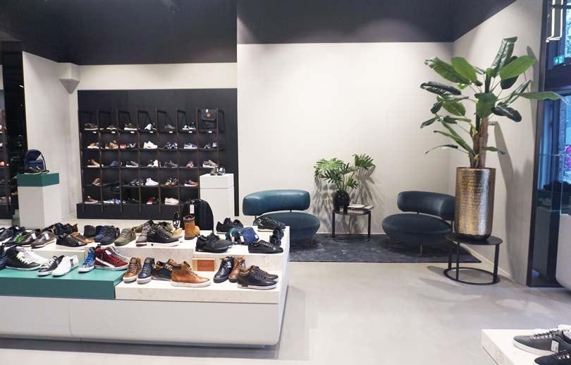 Dit is de nieuwe flagshipstore van Omoda ontworpen door Studio Piet Boon
