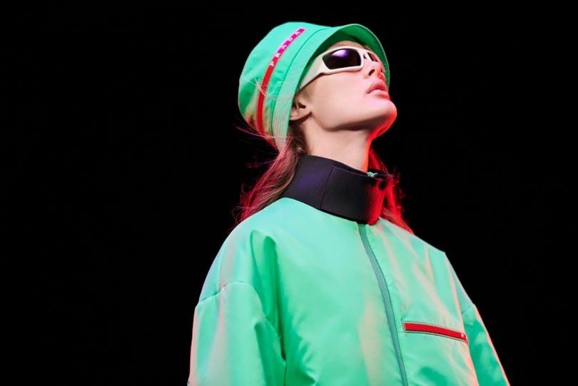 Prada brengt 'Linea Rossa' sportkledinglijn opnieuw uit