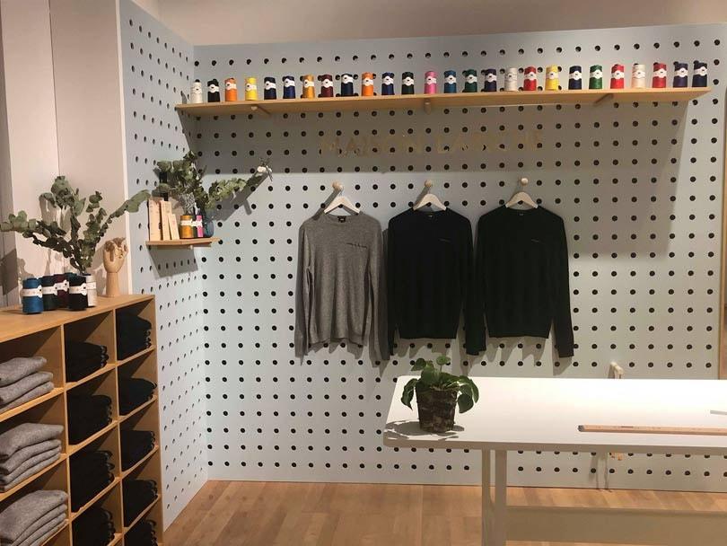 Uniqlo toont in Parijs de kunst van lifewear en nieuwe norm voor breitechnieken