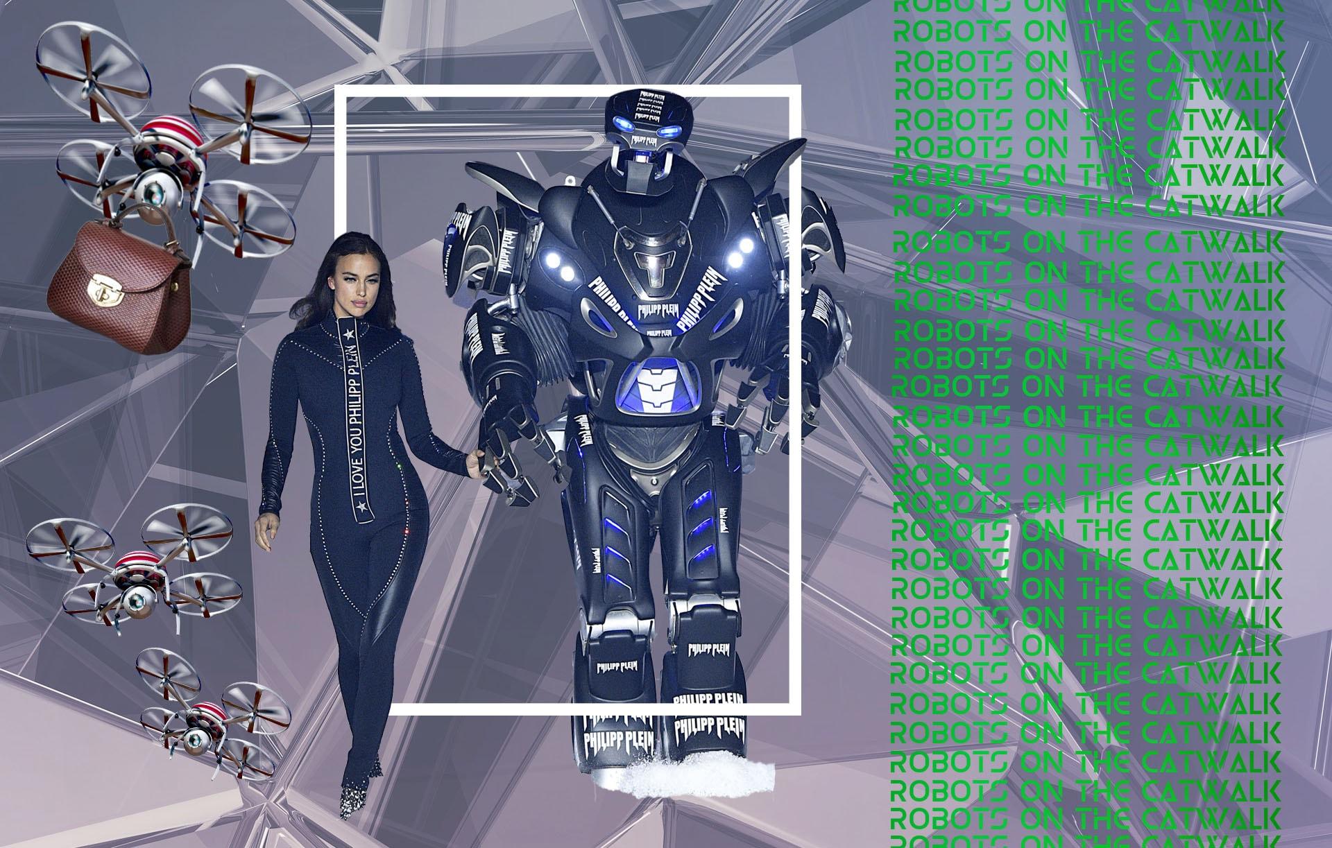 Robot-revolutie: De fascinatie van de modewereld met technologie op de catwalk