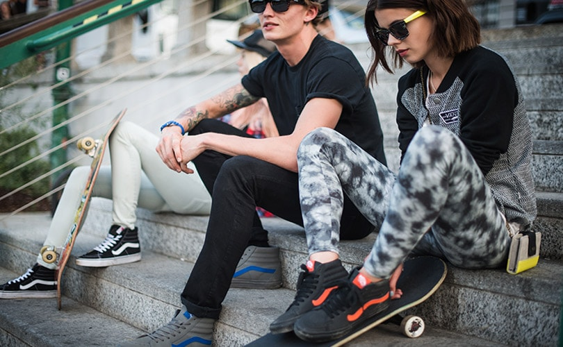 VF corp Q2: Vans en The North Face boosten resultaten