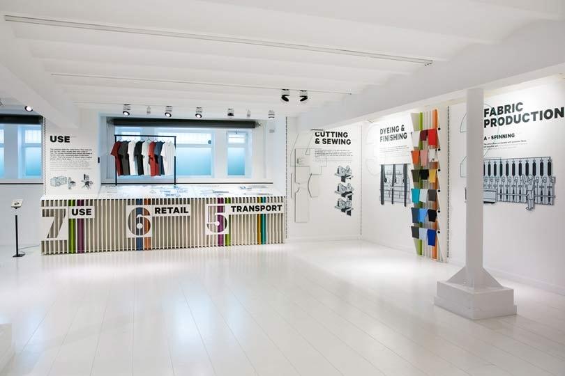 Binnenkijken: Fashion for Good Museum wil duurzame mode een nieuw imago geven