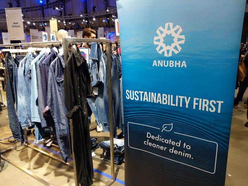Duurzame innovaties op denimbeurs Kingpins Amsterdam