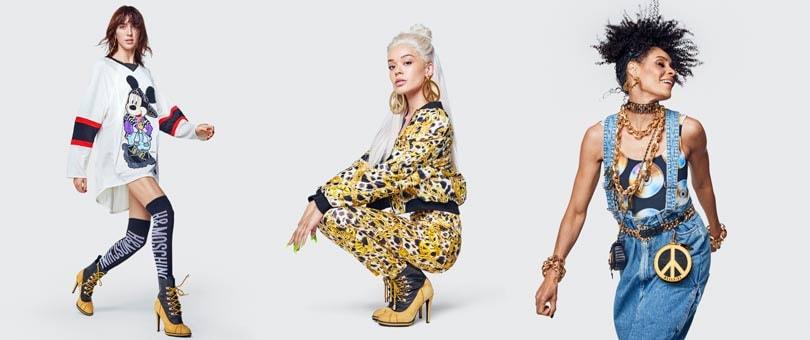 Kijken: Zo ziet de Moschino x H&M designercollectie er uit