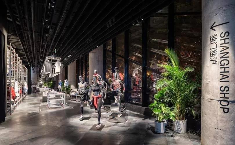 In beeld: Nike opent eerste 'House of Innovation' in Shanghai
