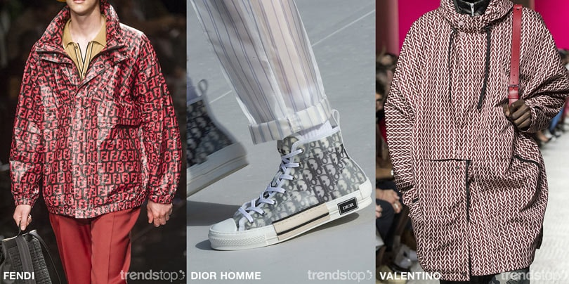SS20 Fast Fashion Printtrends voor Heren