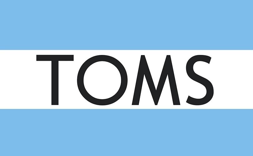 TOMS roept op tot actie tegen 'gun violence' met speciale campagne