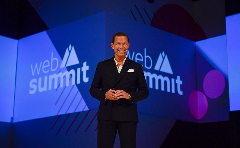 Web Summit: 'Straks staan er robots in de winkel'