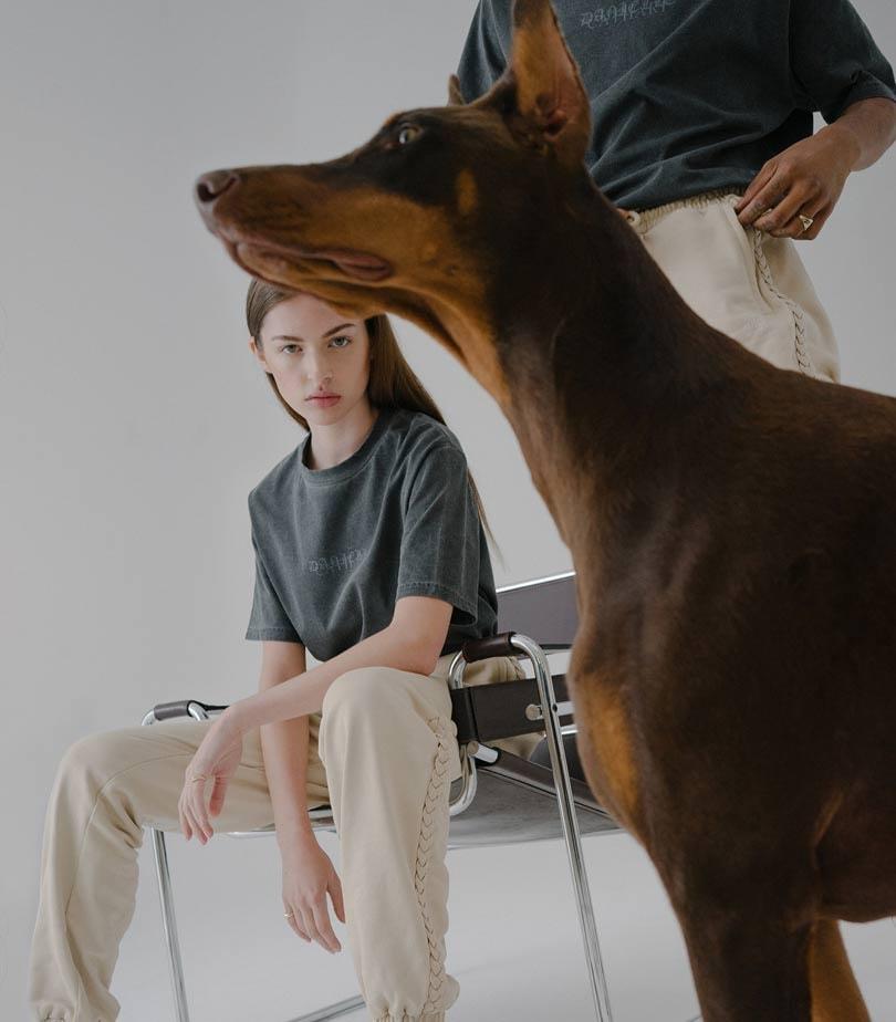 Nederlands ontwerptalent Daniëlle Cathari debuteert gelijknamige label