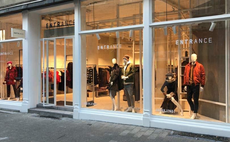 Deense merken Nümph en Anerkjendt openen eerste flagship ter wereld in Antwerpen