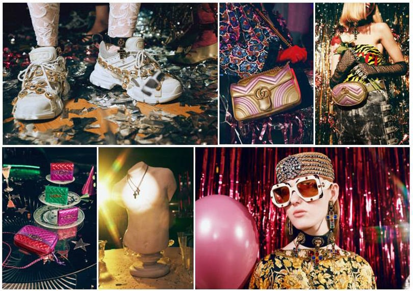 Gucci announces its new Gift Giving campaign for the holiday season