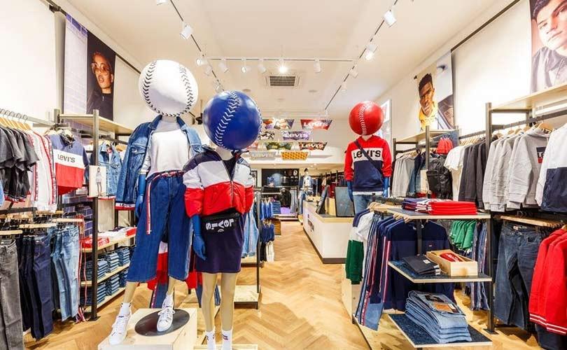 Levi's opent 2eGen Z winkel in Utrecht