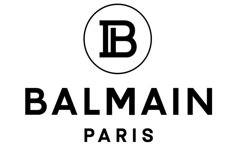 Nieuw logo voor Balmain na tachtig jaar