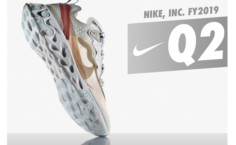 Nike stuwt netto inkomen met 13 procent tijdens H1
