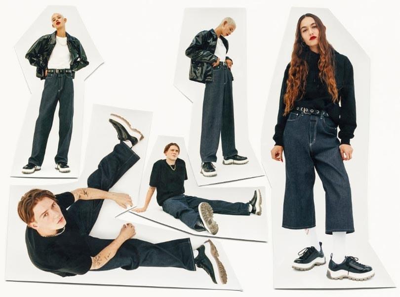 H&M en Zweeds cult merk Eytys slaan handen ineen voor een unisex collectie