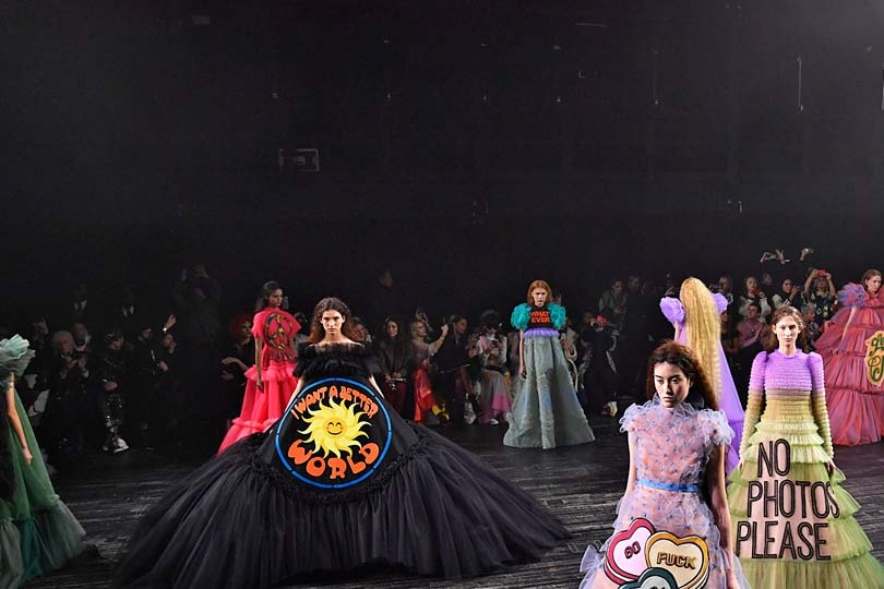 In beeld: Haute couture van Nederlandse en Belgische bodem