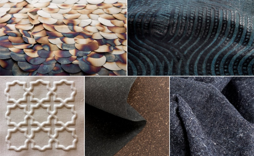 MaterialDistrict Rotterdam 2019: Today's materials for tomorrow's textiles & fabrics!