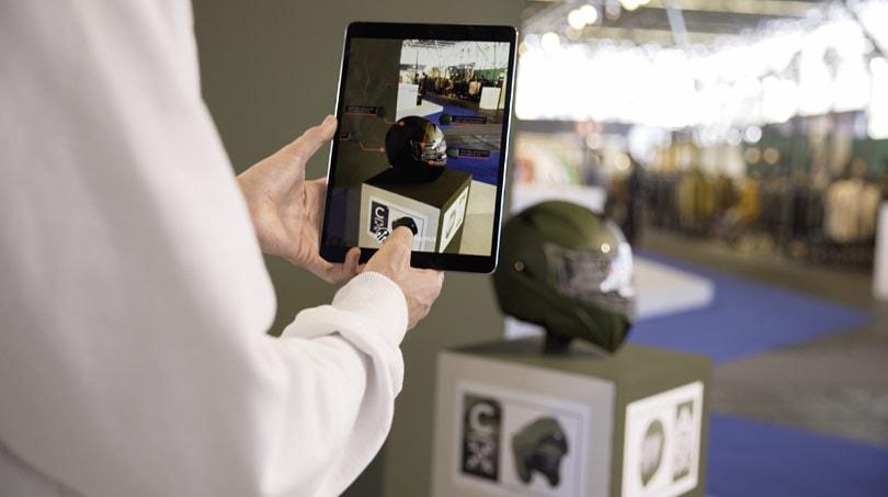Augmented reality op de Modefabriek: zo gaat AR retail veranderen