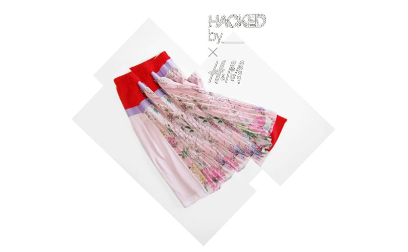 H&M lanceert collectie gemaakt uit sale-items met Nederlands ontwerpduo Hacked By_