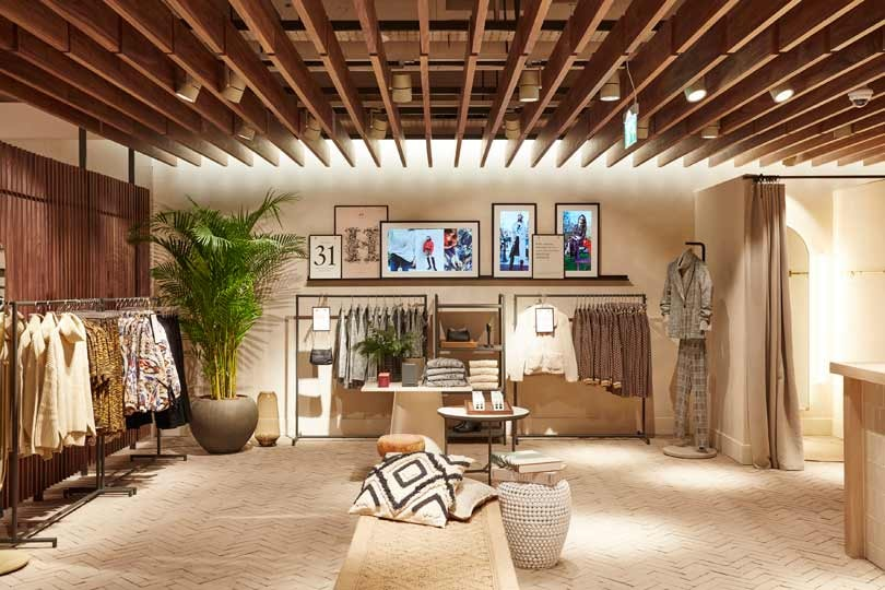H&M rolt testen met nieuw winkelconcept verder uit
