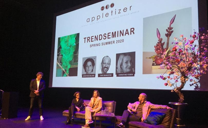 Natuur vormt inspiratiebron voor Lente/Zomer 2020 kleuren trends