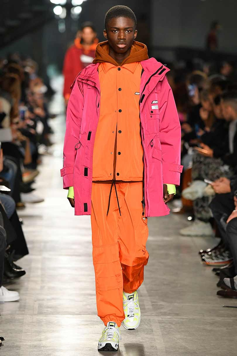 Trends van Milan Fashion Week Men's