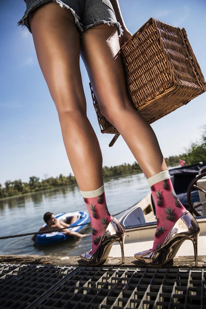 Sock My Feet: Sokken voor mensen met behoefte aan rebelsheid