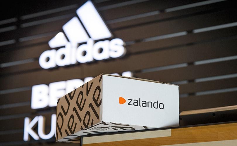 Omzet Zalando groeit 20 procent in 2018