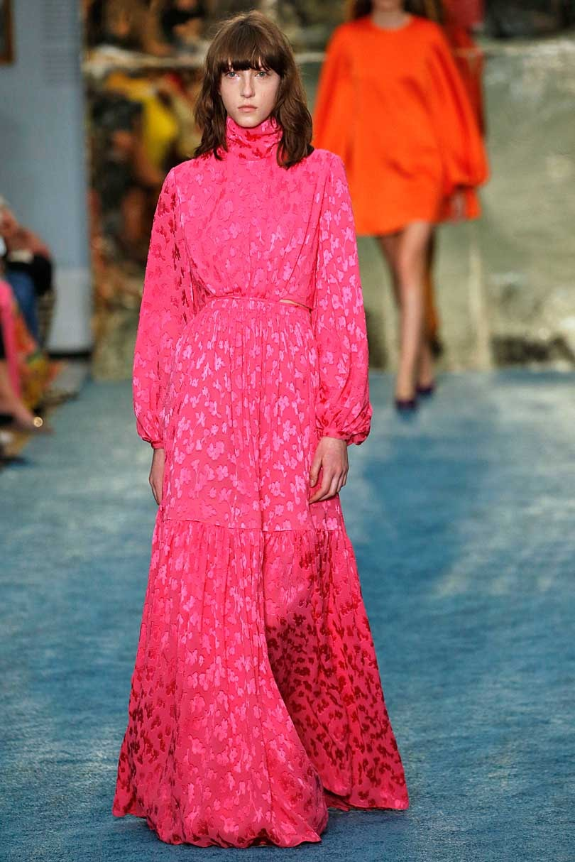 Gespot op de catwalk: Pantone's modekleuren herfst/winter 2019/20 New York Fashion Week
