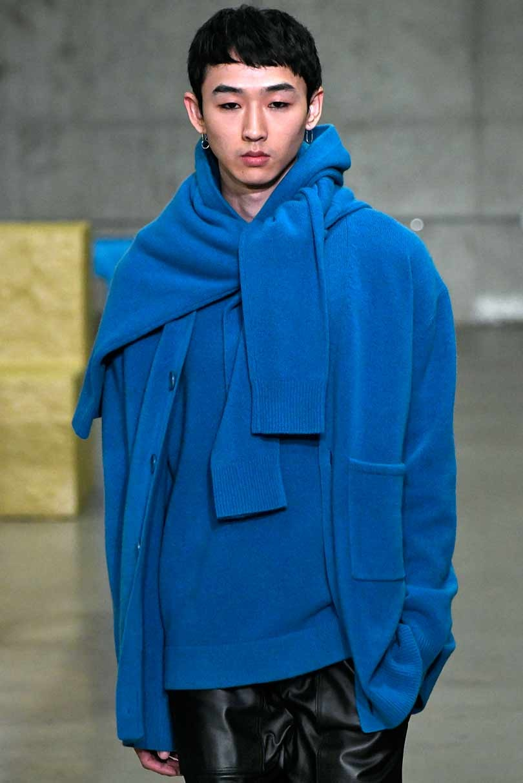 Gespot op de catwalk: Pantone's modekleuren herfst/winter 2019/20 New York Fashion Week