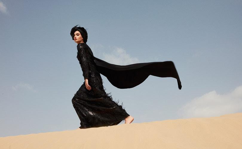 Eerste tentoonstelling over islamitische mode in Frankfurt