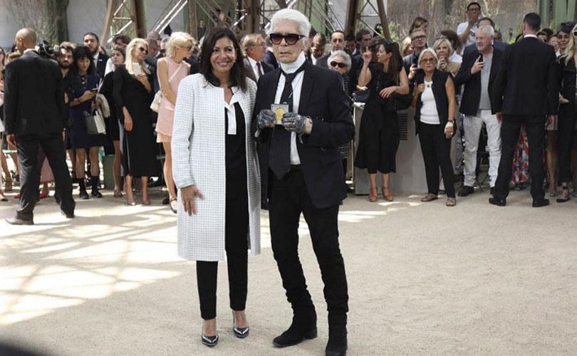 Hoe Karl Lagerfeld een mode icoon werd