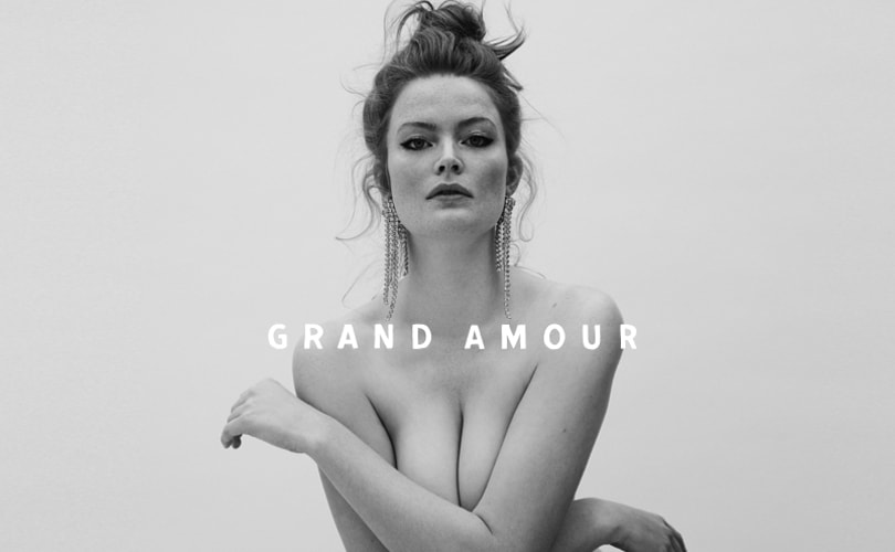 GRAND AMOUR: A HOLIDAY FOR YOUR (BIG) BOOBS