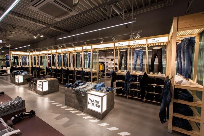 Jack & Jones lanceert nieuw retailconcept
