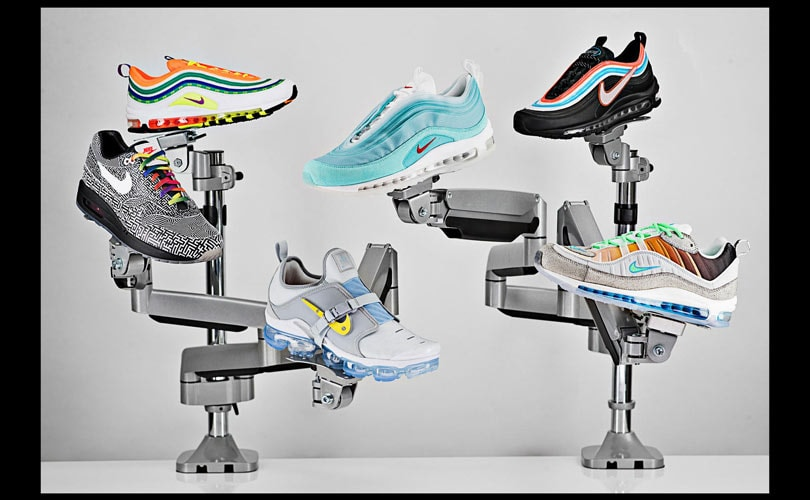 Video: Nike lanceert zelfstrikkende sneaker 'Nike Adapt BB'
