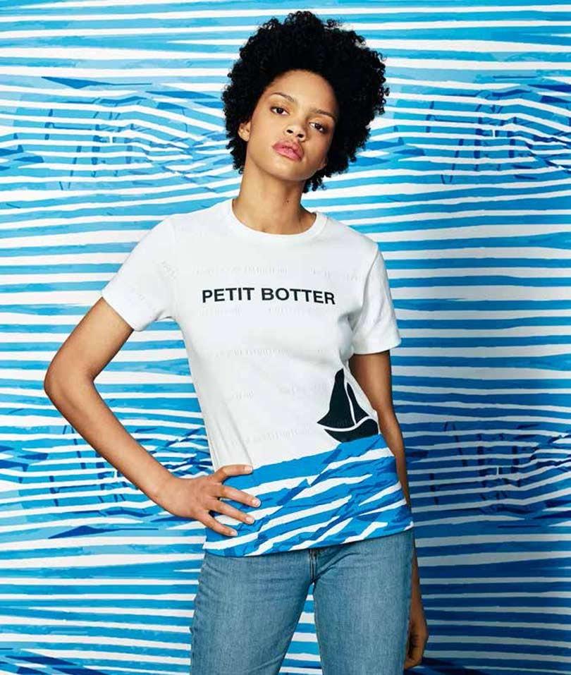 Kijken: Botter en Petit Bateau lanceren 'Petit Botter'-collectie