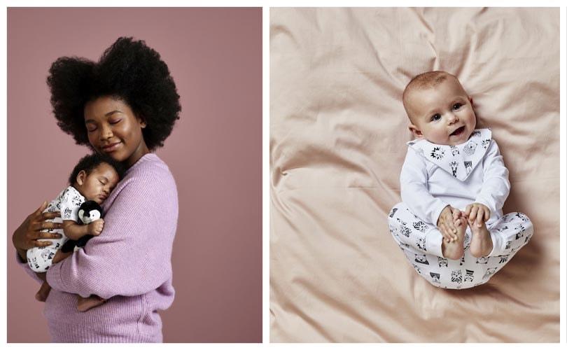 Wehkamp lanceert eigen babymerk