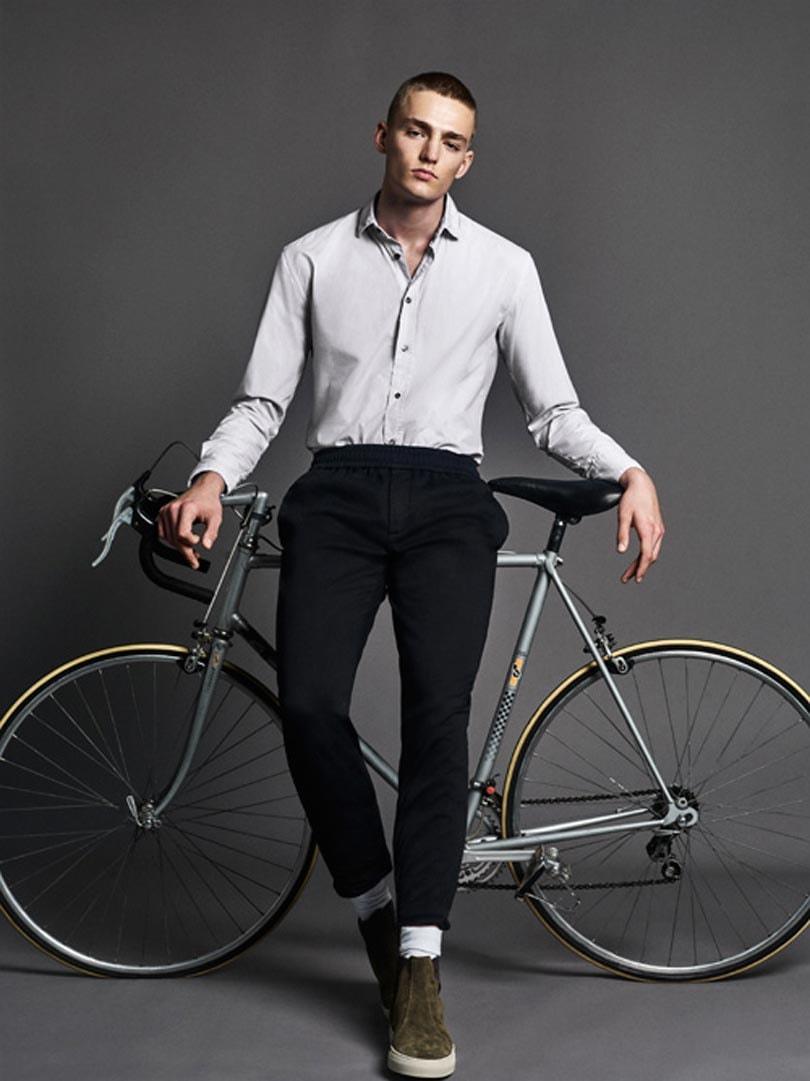 """Mannenlabel Yoost: """"Lang werd mode gemaakt op basis van ego's, dat is niet meer van deze tijd"""""""