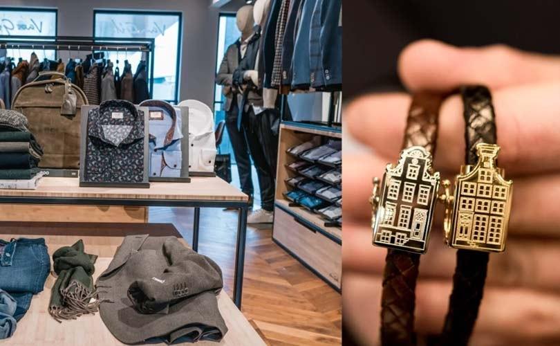 Van Gils lanceert de Van Gils x Resident Jewelry collaboration en opent haar nieuwe showroom in Amsterdam