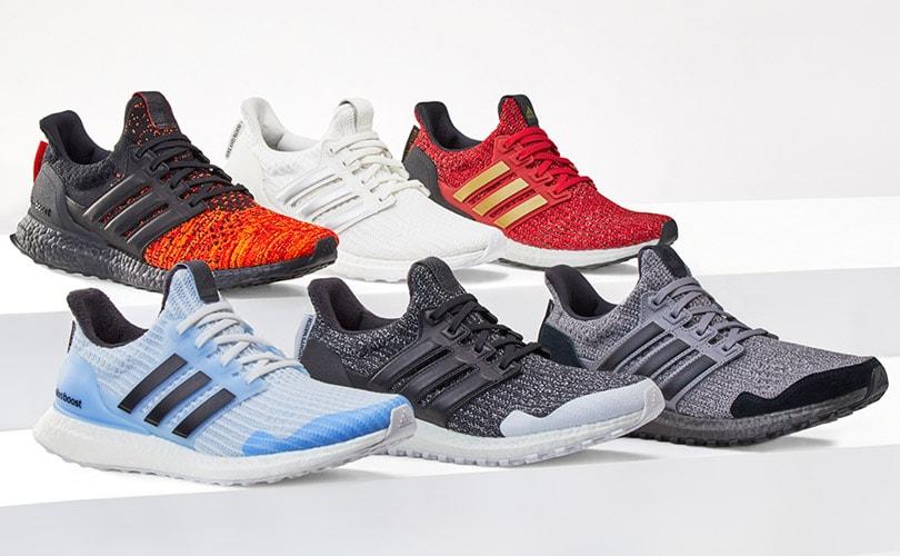 Zien: de Game of Thrones-sneakers van Adidas