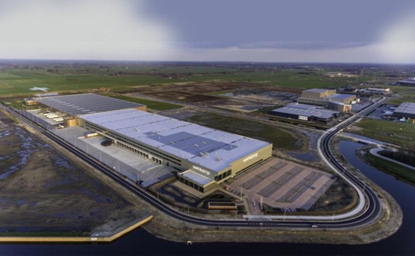 Wehkamp opent tweede (duurzame) distributiecentrum in Zwolle