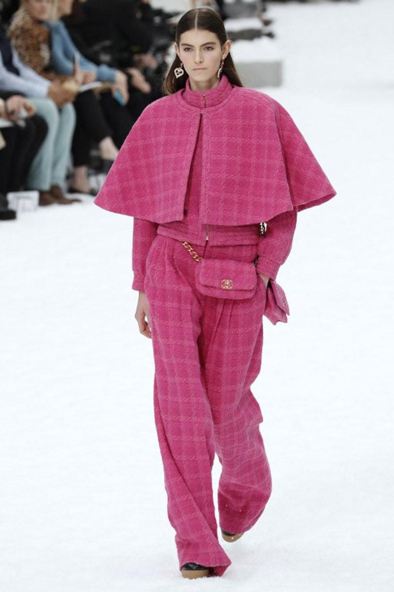 De highlights van Paris Fashion Week in 10 foto's