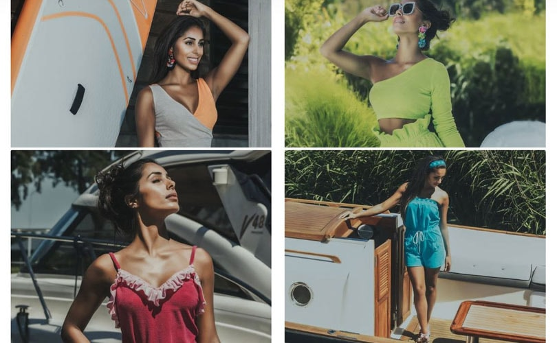 TERRY-RAY | Dresses & Playsuits