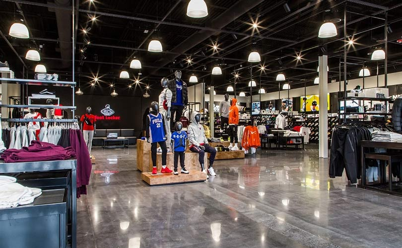 Foot Locker Inc verdubbelt netto inkomen in FY2018