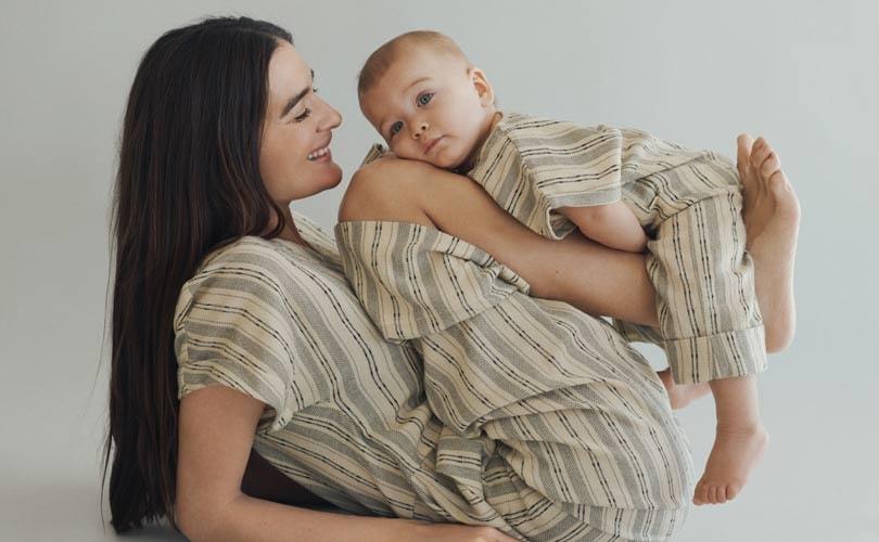 Edited zet voorzichtige stap in kindermode met Mommy&Me-collectie
