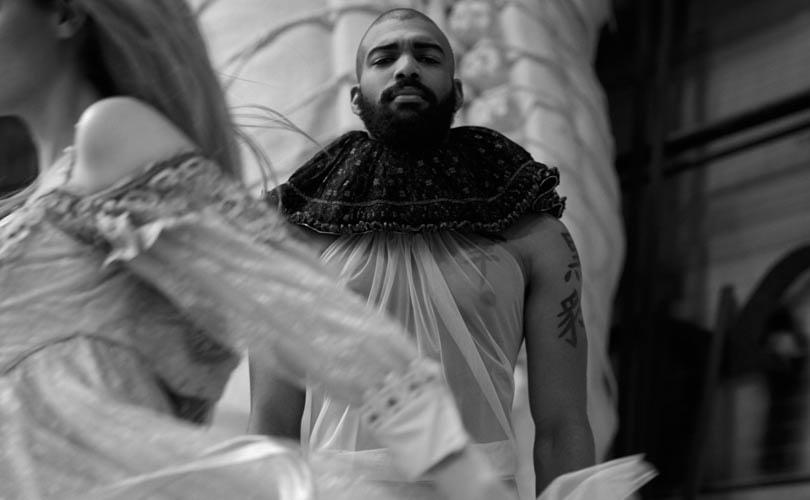 Fotoexpositie met kostuums Nationale Opera & Ballet