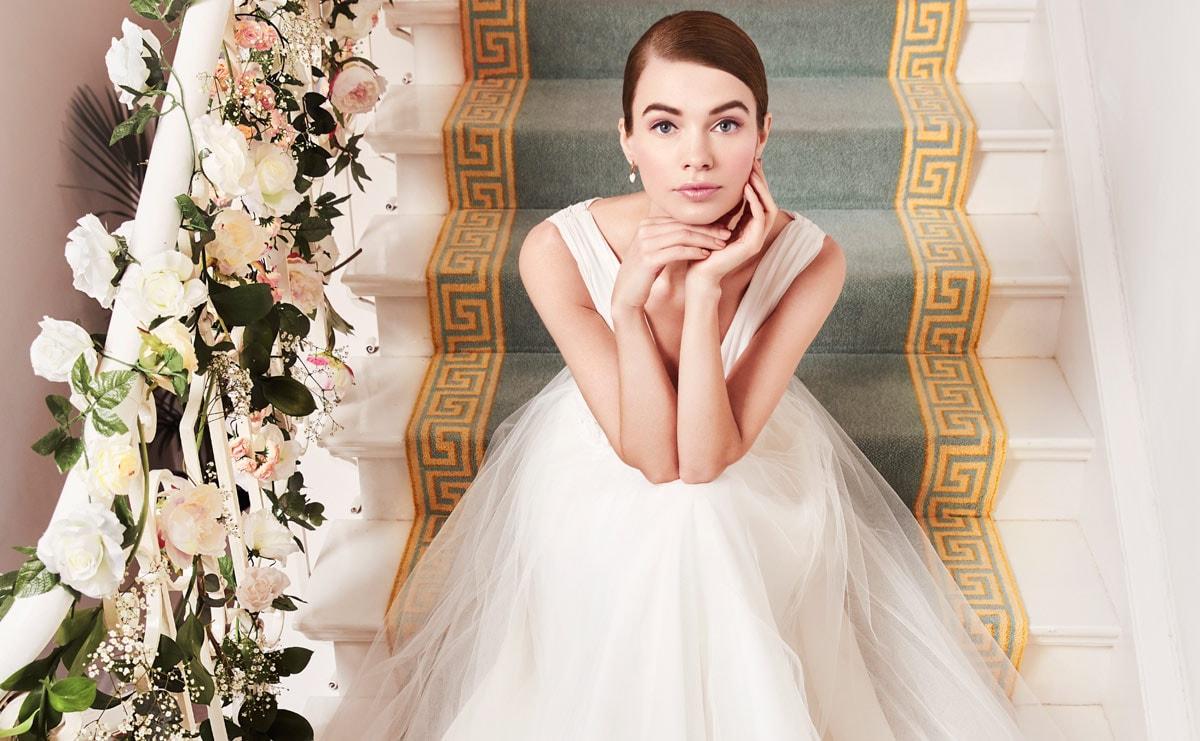 Word verliefd op de bruidsmode van C&A!